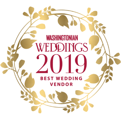 2019 Washingtonian Weddings Best Wedding Vendor